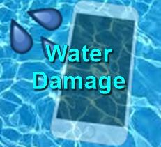 Phone under water 2